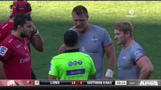 Lions v Kings Rd.14 Super Rugby Video Highlights 2017