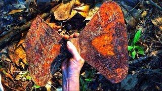 Video Restoration the axe old| Restore metal castings ax| Antique construction tools wood restoration MP3, 3GP, MP4, WEBM, AVI, FLV Januari 2019