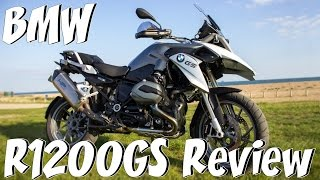 9. BMW R1200GS Review!