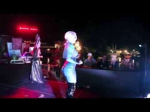 2015 Living Art Expo Fantasy Fest Key West