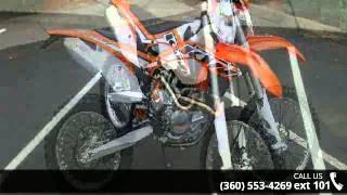 9. 2014 KTM 500 XC-W  - Lifestyles Honda - Mount Vernon, Wa ...