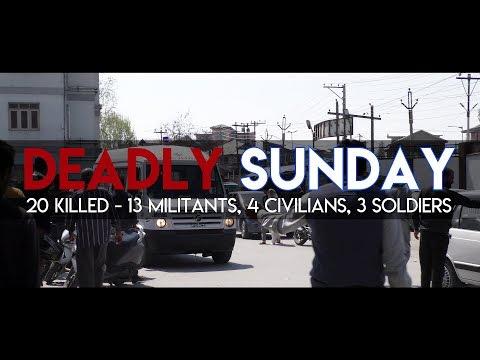 Deadly Sunday
