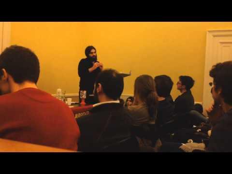 Cambridge Marxist Society Event on Syriza and Podemos