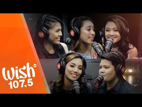 "Wishful 5 perform ""Patuloy Ang Pangarap"" LIVE on Wish 107.5 Bus"