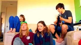 Riptide - Vance Joy || Cover (feat. friends) - YouTube