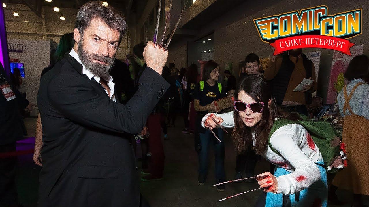 iVideos на Comic Con Russia и ИгроМире 2018
