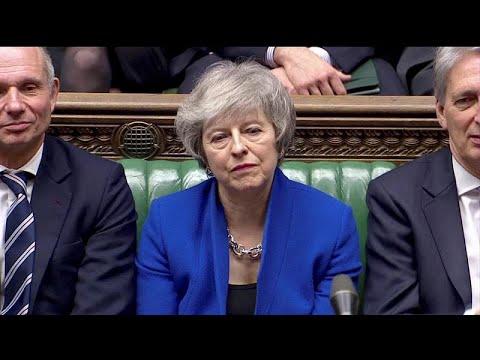 «Το Brexit μοιάζει με επικίνδυνη αποστολή για την Τερέζα Μέι»…
