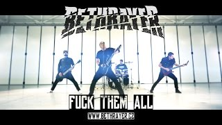 Video Fuck Them All (2017 official music video)