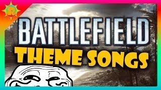 ☼ Battlefield Theme Songs TROLOLO True Story!