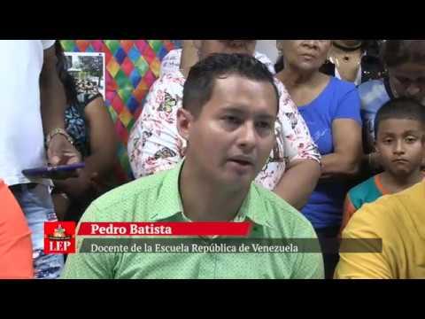 Padres de familia de Escuela Venezuela exigen una respuesta al Meduca