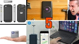 Top 5 Cool And Futuristic Gasgets That You Can Buy Today !------------- Links To Buy The Gadgets -------------Buy CAT S-60 Smartphone --- https://goo.gl/OFxMfEBuy WalaBot --- https://goo.gl/zHfuU0Buy RIF-6 Mini Cube Projector --- https://goo.gl/kvDpWIBuy CowaRobot R1 -- https://goo.gl/jpLG0mBuy XFINITUM – Hybrid Laptop --  https://goo.gl/rTJxQq--------------------- Video credits ----------------Video Source --- 1) CAThttps://www.youtube.com/watch?v=6J3sr814pjs&list=LLsahM5cfudgfcO9XjymvSPw&index=5 2) Video Source-- Projonmo bd https://www.youtube.com/watch?v=PjDOoUQZ6xA&list=LLsahM5cfudgfcO9XjymvSPw&index=43) Video Source-- Matthew Moniz https://www.youtube.com/watch?v=Y4hbL4GRRkI 4) Video Source--  COWA ROBOThttps://www.youtube.com/watch?v=CI2KelDN-fQ&list=LLsahM5cfudgfcO9XjymvSPw&index=3 5) Video Source-- knowledge Academyhttps://www.youtube.com/watch?v=ysX9LDUJy9Q Subscribe For More Interesting Videos --- http://goo.gl/2xya8aSupport Me To Make More Awesome Videos--- https://www.paypal.me/AbdulSufiyanMusic Is From NCS --- https://www.youtube.com/user/NoCopyrightSounds__________          (◑‿◐) ▌ šocial ▌ (◑‿◐)__________➨ My Websitehttp://www.technoprotocol.com➨ Facebook 凸(¬‿¬)凸https://www.facebook.com/technoprotocolhttps://www.facebook.com/theabusufiyangeek➨ Instagram https://Instagram.com/abusufiyangeekhttps://Instagram.com/technoprotocol➨ Twitter http://twitter.com/abusufiyangeekhttps://twitter.com/TechProtocolweb________________________________________