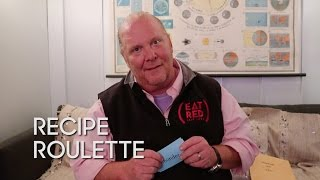 Recipe Roulette with Mario Batali