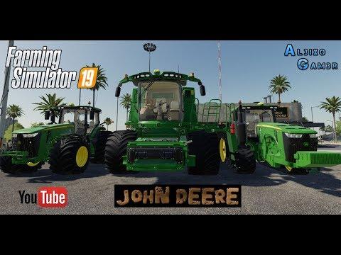 John Deere 8RT v1.0.0.0