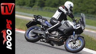 3. 2015 Yamaha XT 1200 Z Super Ténéré Test | Reiseenduro Vergleich