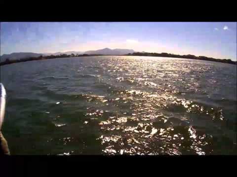 Ibiraquera - planando em vento merreca