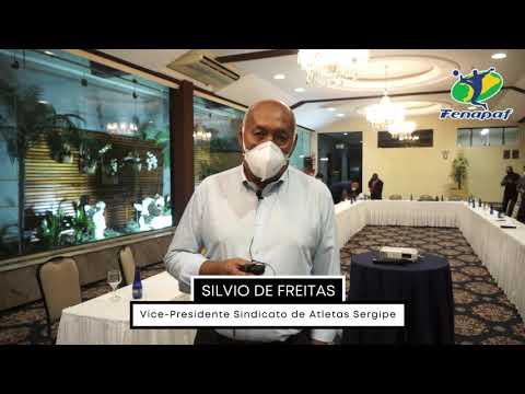 Diretor eleito e delegado federativo da FENAPAF vota e pede saída de Felipe Leite da entidade