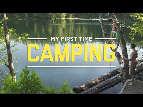 Things First Time Campers Do