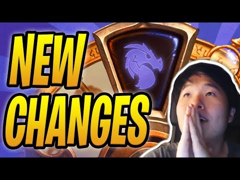 Toast Reacts to HUGE HEARTHSTONE CHANGES! | Year of the Dragon | Expansion Predictions | Hearthstone