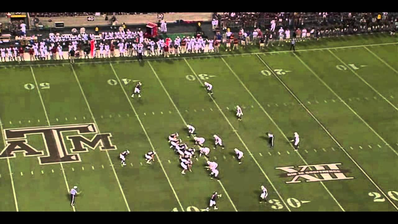 Margus Hunt vs Texas A&M (2011)