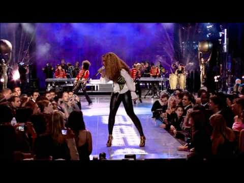 Beyonce - If I Were A Boy & Single Ladies (Live At World Music Awards 2008)