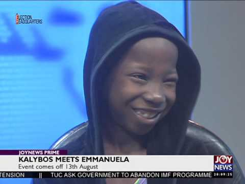 Kalybos meets Emmanuela