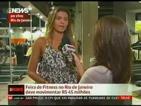 Rio Sports Show é destaqu no Globo News, assista o vídeo.