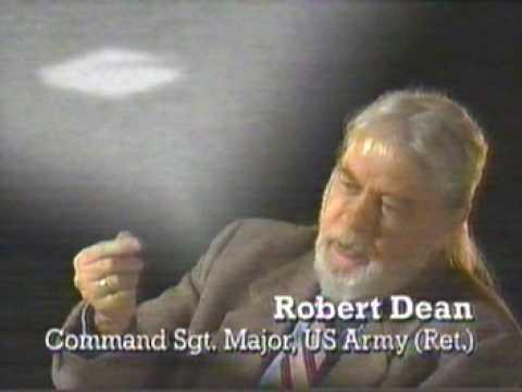 kingufokid robert dean alien space ship orb flying saucer ufo footage  airbase