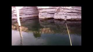 Bass Fishing Pueblo Res. (Pre-Fishing Part 1 of 2)