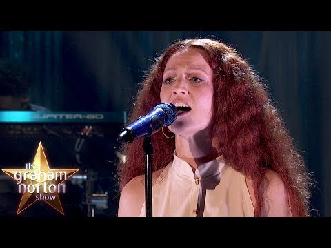 Jess Glynne Performs 'I'll Be There' LIVE On The Graham Norton Show
