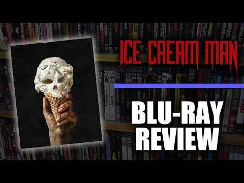Blu-ray Review #017: Ice Cream Man (Vinegar Syndrome)