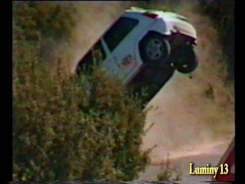 Rallye de Martigues 1994 Crash and Show