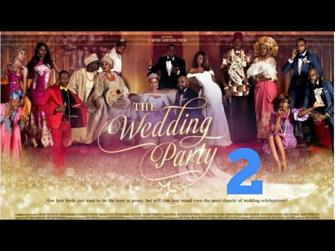 VIDEO OF WEDDING PARTY 2 TRAILER MOVIE 2018