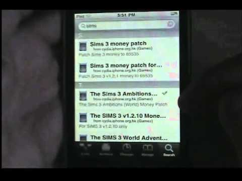 The Sims 3 Ambitions Cheat