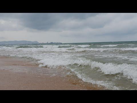 #АНАПА. Погода. 15.09.2018 ШТОРМ - ЛИВЕНЬ - СПУСК 40 ЛЕТ ПОБЕДЫ