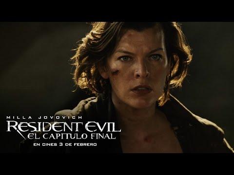 Resident Evil: El Capítulo Final - Llega el final de la partida?>
