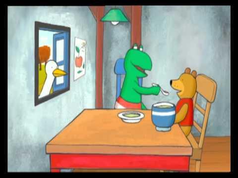 Kikker & Vriendjes - Kikker vindt een vriendje (видео)