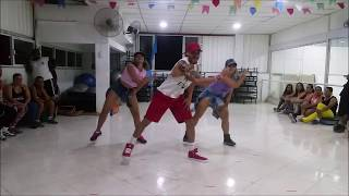 Download Lagu Ataque do Bum Bum - Funk Carioca ( ZumbaⓇ Fitness ) Mp3