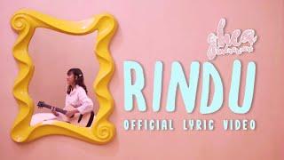 Ghea Indrawari - Rinduku (Official Lyric Video)