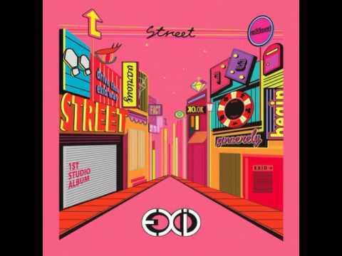 [HQ] [AUDIO] [ENGSUB] EXID - CREAM @ EXID 1ST STUDIO ALBUM [STREET] (видео)