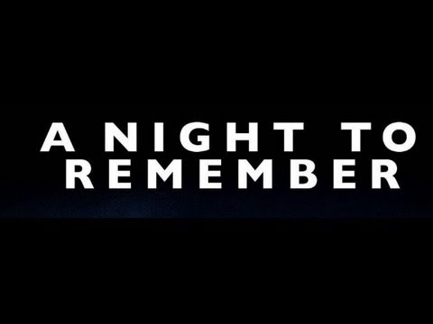 A Night To Remember by Walter L. and Nathaniel P. Book Trailer