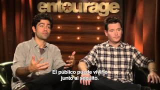 """17 de Julio en cines http://wwws.warnerbros.es/entourage/ https://www.facebook.com/WarnerBrosPicturesEspana """"Entourage"""", la esperada versión para la gran pan..."""