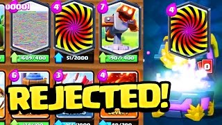 Video 10 NEW Card Ideas That Should NEVER Be Added to Clash Royale!! MP3, 3GP, MP4, WEBM, AVI, FLV Oktober 2017
