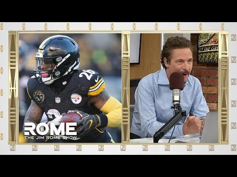 Video: Is Le'Veon returning to Pittsburgh? | Jim Rome Show