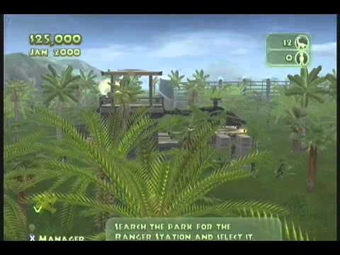 Jurassic Park : Operation Genesis Xbox