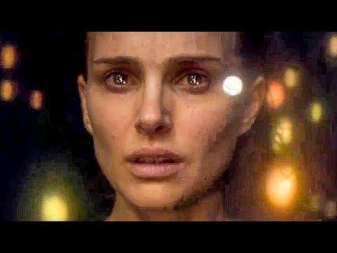 Натали Портман не боится быть некрасивой в трейлере фильма «Аннигиляция» (видео)