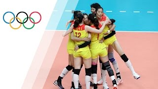 Nonton China defeat Serbia to win Women's Volleyball gold | Rio 2016 Olympic Games Film Subtitle Indonesia Streaming Movie Download