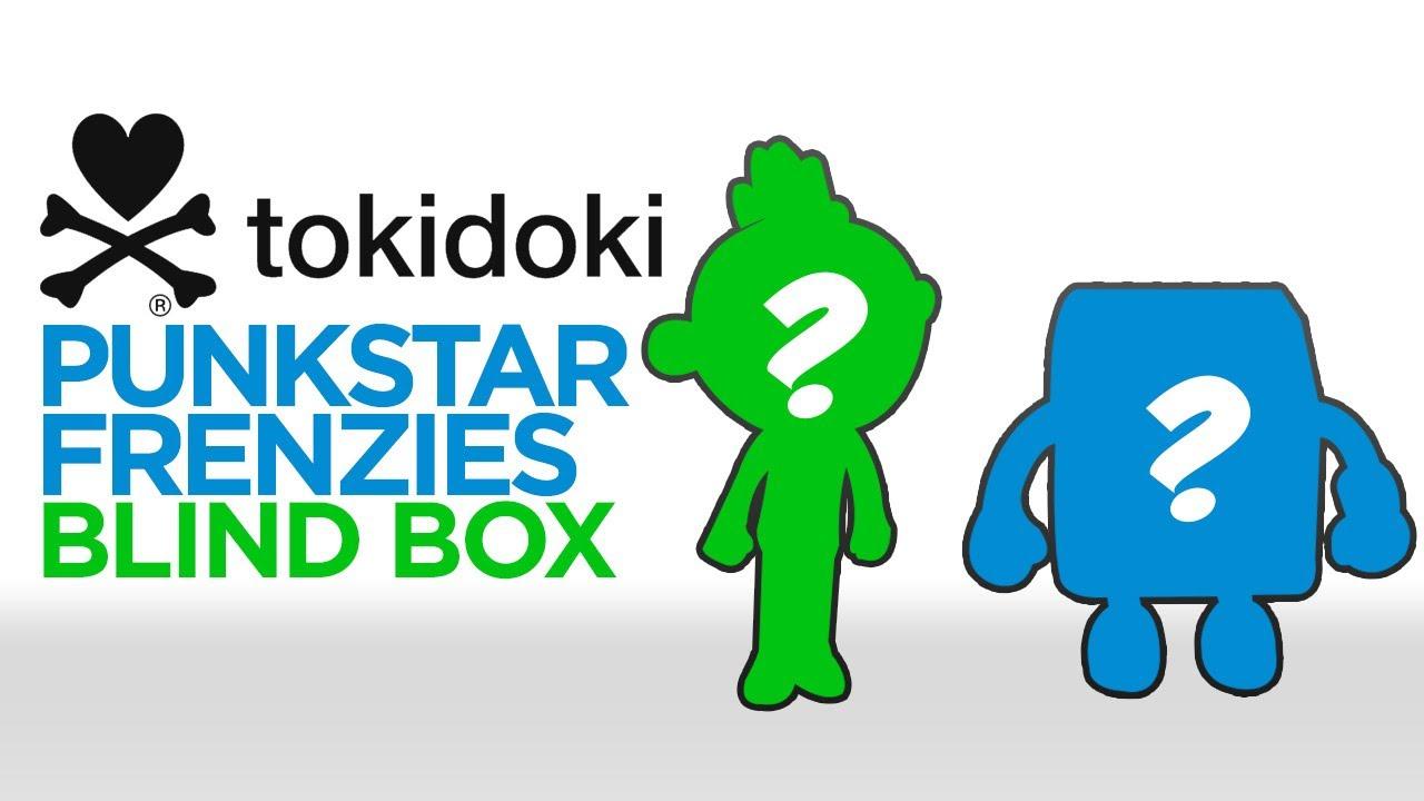 Tokidoki Punkstar Frenzies Ep1