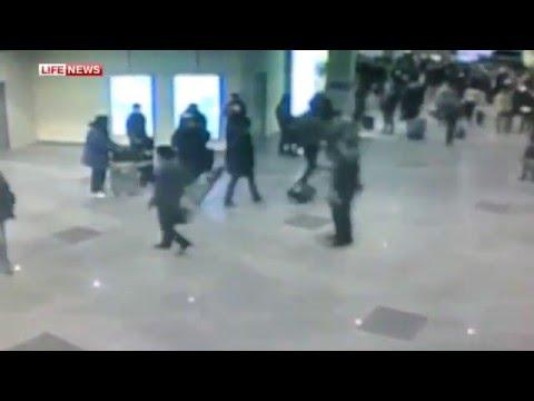 Теракт со взрывом в Домодедово