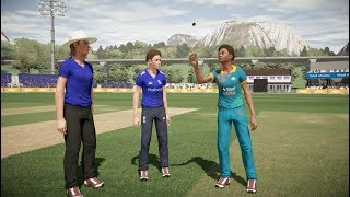 Hey guys this is a Simulation of the upcoming Final Between India and England in the ICC WOMENS WORLD CUP FINAL.