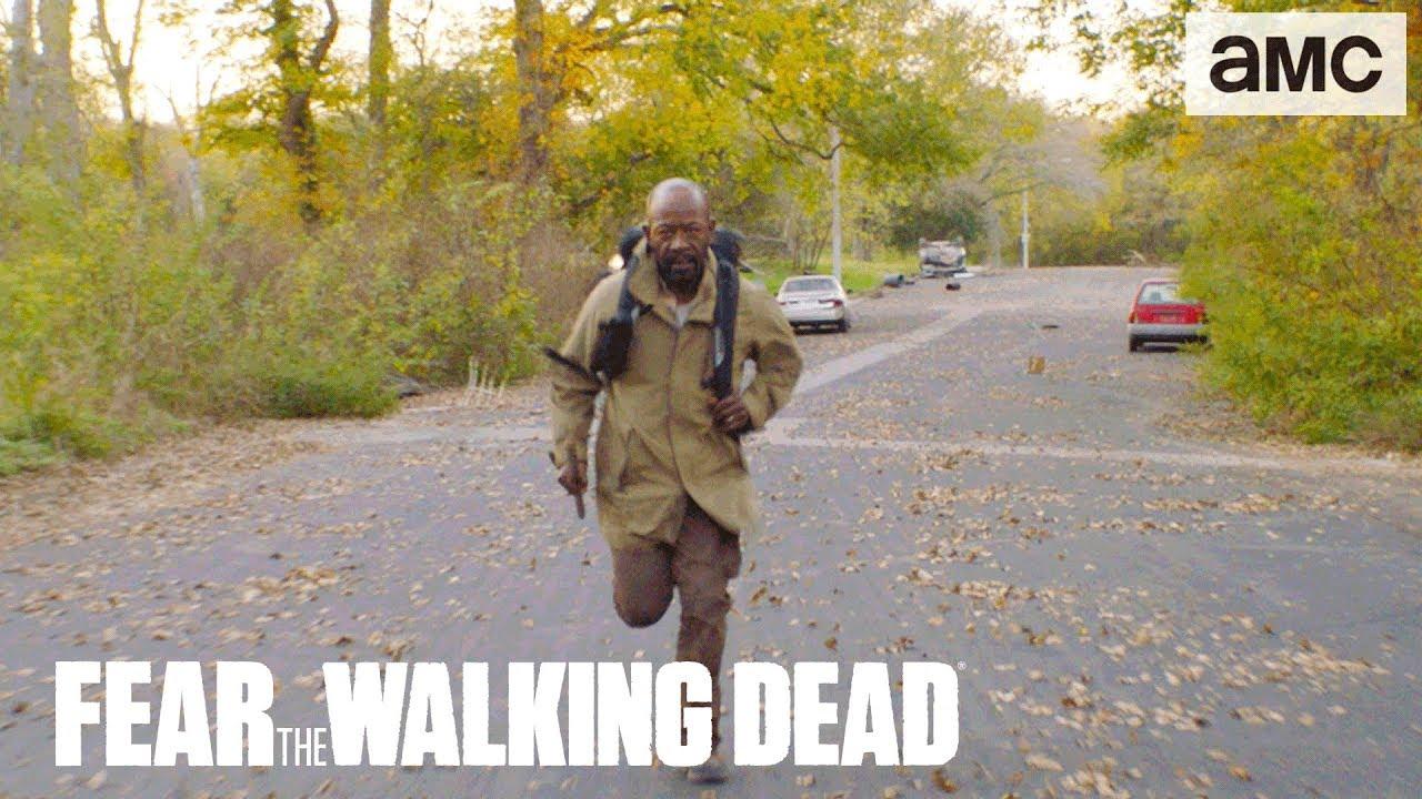 Fear the Walking Dead Season 4: 'A New World to Fear' Official Teaser